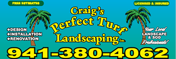 Craig's Perfect Turf Landscaping